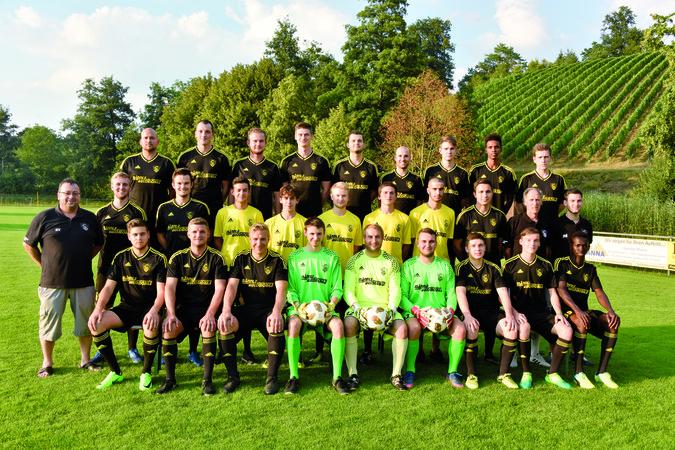 Teamfoto: SV Nesselried