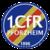 Logo: 1. CfR Pforzheim